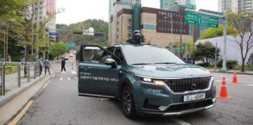 Seoul Proclaims Korea's First Ordinance On Self-Driving Cars