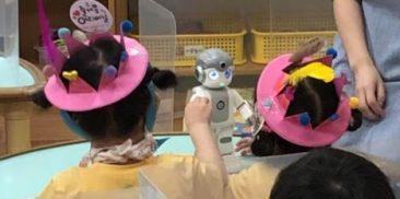 Seoul to introduce AI Robots at 300 Nursery Schools