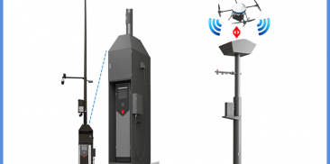 Smart Poles Enhanced With EV & Drone Charging Capabilities