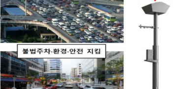 Seoul's New Smart Poles Charges EVs and Drones