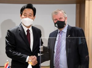 Interview With the British Ambassador to South Korea Simon Smith