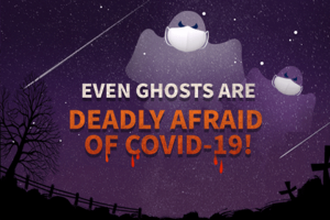 Special monitoring of COVID-19 protocols for entertainment facilities during Halloween