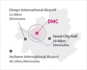 Digital City Urban Center DMC