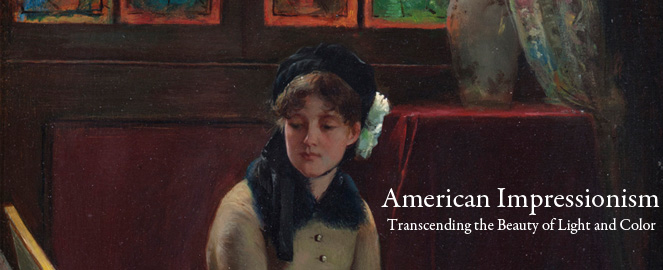 American Impressionism – Korea's Special Exhibition: Celebrating 130 years of Korea-US Diplomatic Ties&lt;br /&gt;&lt;br /&gt;<br />