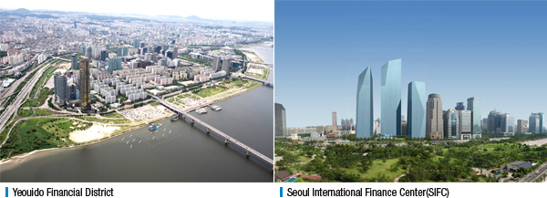 Yeouido Financial District, Seoul International Finance Center(SIFC)