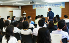 Foreign students from 20 countries start work in Seoul City as interns