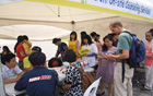 Seoul City runs mobile consultations for foreign residents