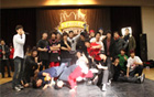 3rd Anniversary Contest of National Teenage B-Boy Battle Competition Held on April 29