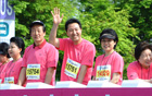 Mayor Oh Participates in the 20th Seoul International Wheelchair Marathon and the 11th Women's Marathon