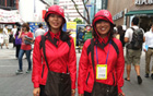 Improved Official Uniforms for Professional Tourism Guides Unveiled