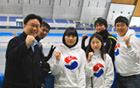 2018 Asians Join Campaign to Express Desire for PyeongChang 2018 Olympic and Paralympic Winter Games