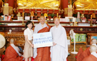 Jogyesa Temple to Take Part in the Campaign for 10% Reduction of Energy Consumption