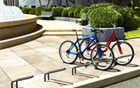 Bike Racks to be Increased by 1,853 in 190 Places