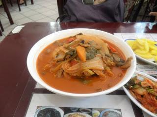 Korean Food in Mexico 4