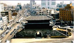 Heunginjimun (East Gate of Seoul) Vicinity