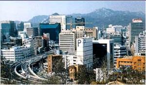 Myeong-dong and Chungmuro