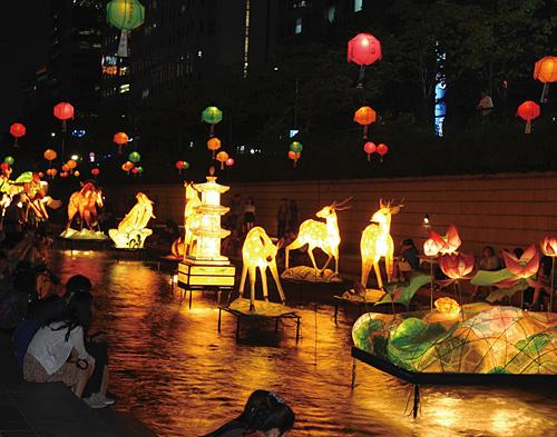 [Lotus Lantern Festival ]