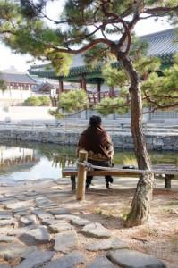 Namsangol Traditional Garden