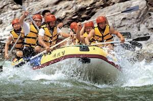 [Donggang River]