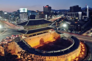 Seoul Heunginjimun (East Gate of Seoul)