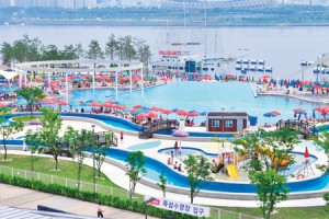 Hangang (River) Outdoor Swimming Pool